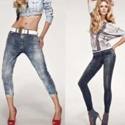 какие джинсы сейчас в моде фото