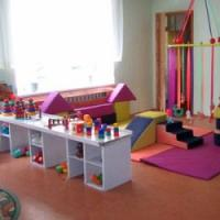 Оформление стен в группах детского сада