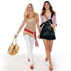 Клубная одежда женская