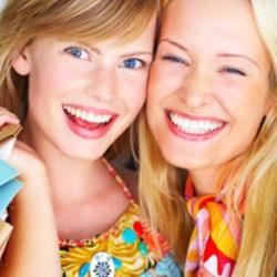 Здоровые зубы залог красивой улыбки