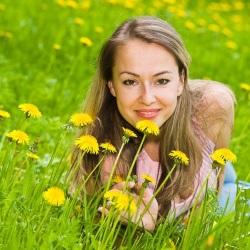 Обои природа весна одуванчики картинки на рабочий стол