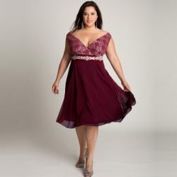 Будь красивой ру платья 2012 для полных
