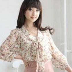 Фото, яркие летние блузки, шифоновые и шелковые блузки фото